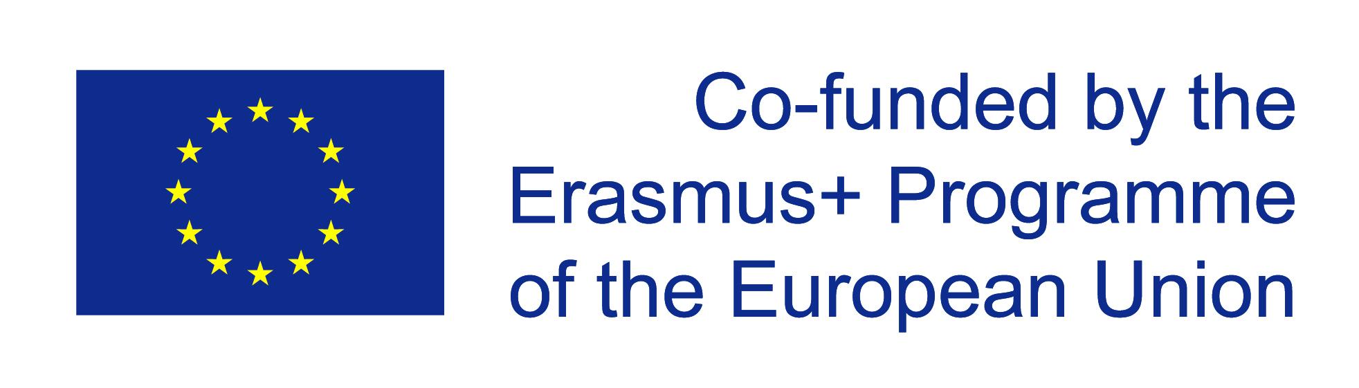 """Αποτέλεσμα εικόνας για erasmus co funded"""""""